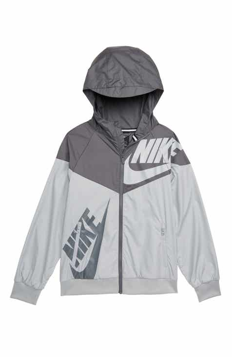 a9b5124e2c81 Nike Sportswear Windrunner Zip Jacket (Little Boys   Big Boys)