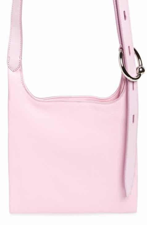 ff45a5b91cfc Rebecca Minkoff Small Karlie Leather Feed Bag