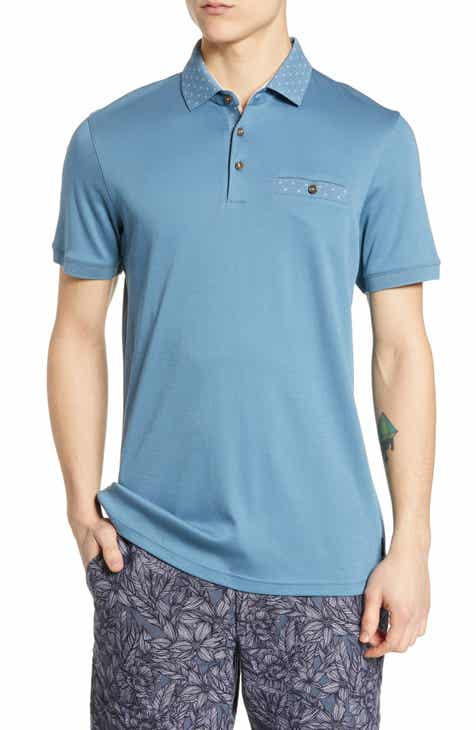 98f2963d730d40 Ted Baker London Critter Slim Fit Polo