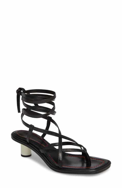 Low Heel 1 Quot 2 Quot Block Heel Sandals For Women Nordstrom