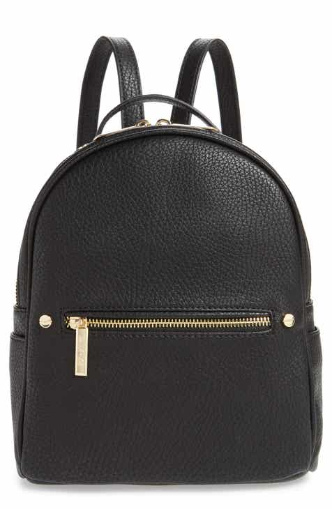4363fb8a8bfd Mali + Lili Hanny Vegan Leather Backpack