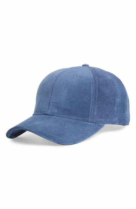 e8af7c75d9a rag   bone Archie Suede Baseball Cap