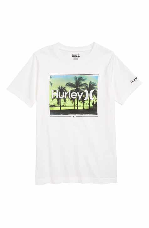 Hurley Open Mind II Graphic T-Shirt (Big Boys)