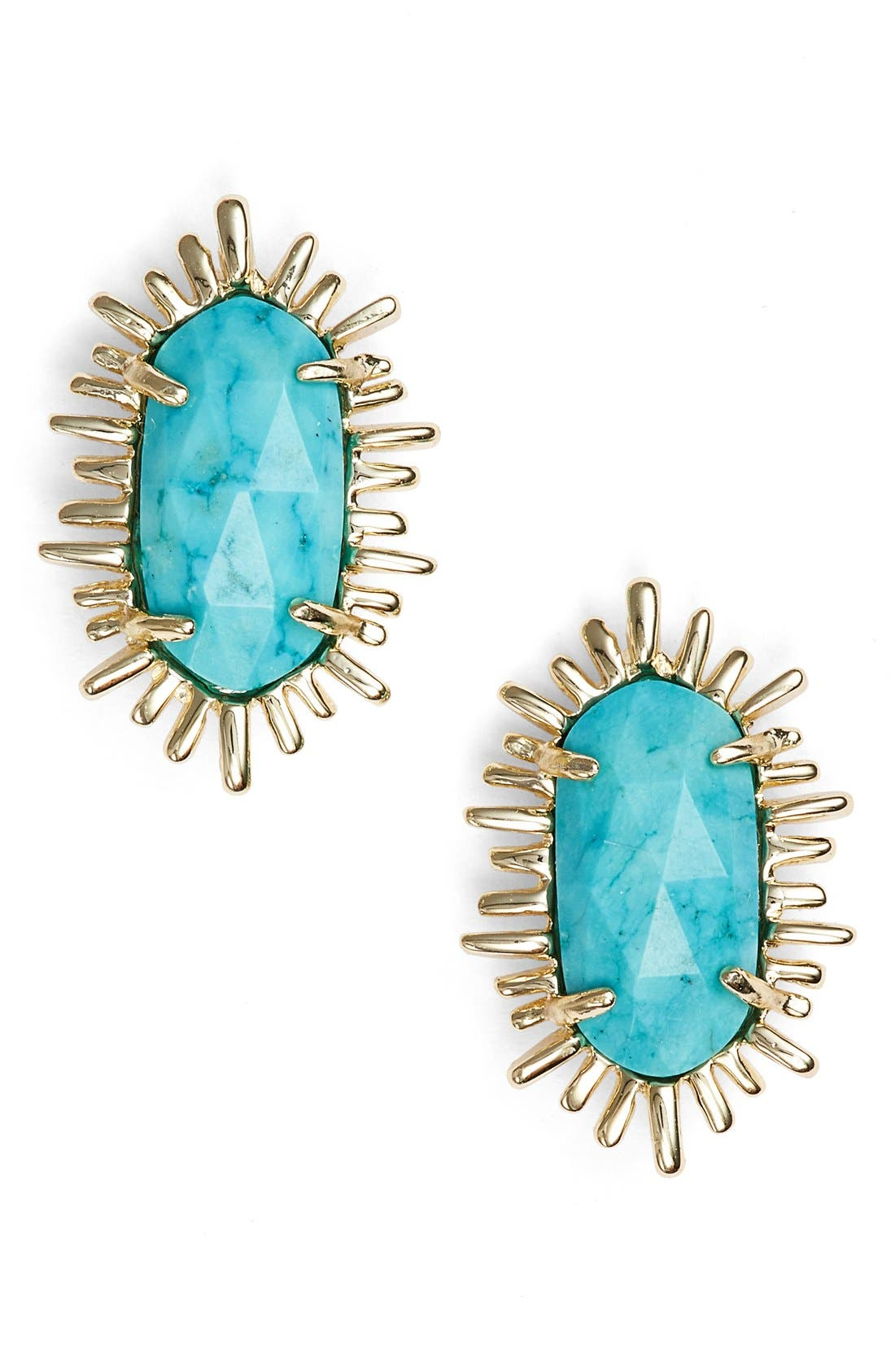 Alternate Image 1 Selected - Kendra Scott 'Kay' Drop Earrings
