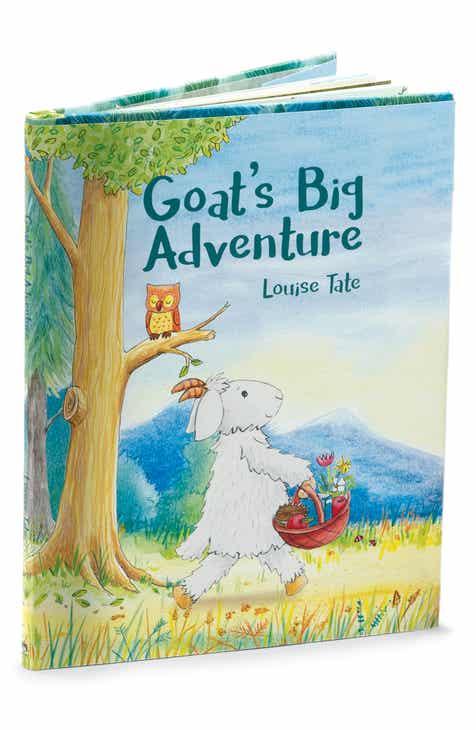 'Goat's Big Adventure' Book