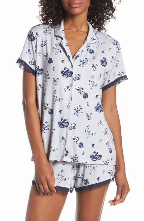 4d9e113f98d68 Nordstrom Lingerie Moonlight Short Pajamas