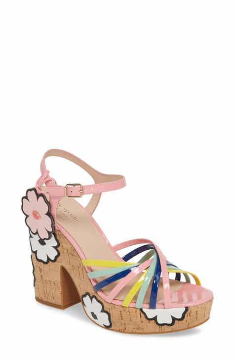 323a8d798abf kate spade new york gerry platform sandal (Women)