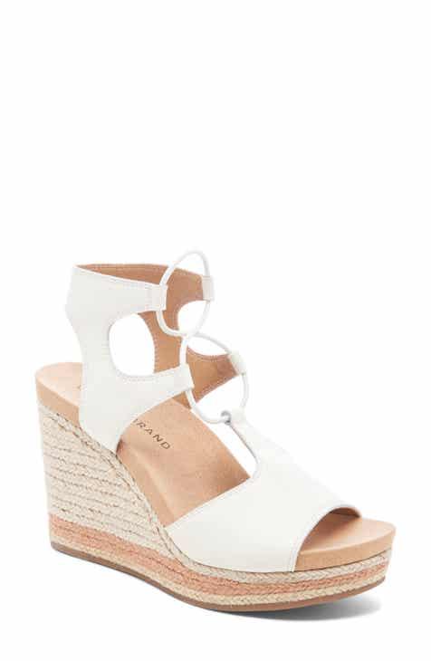 d88236524b5 Lucky Brand Yejida Espadrille Wedge Sandal (Women)