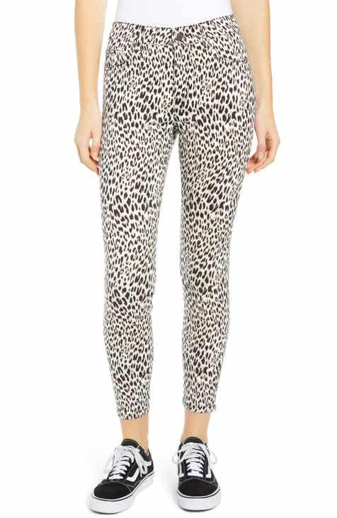 cab940973 animal print pants