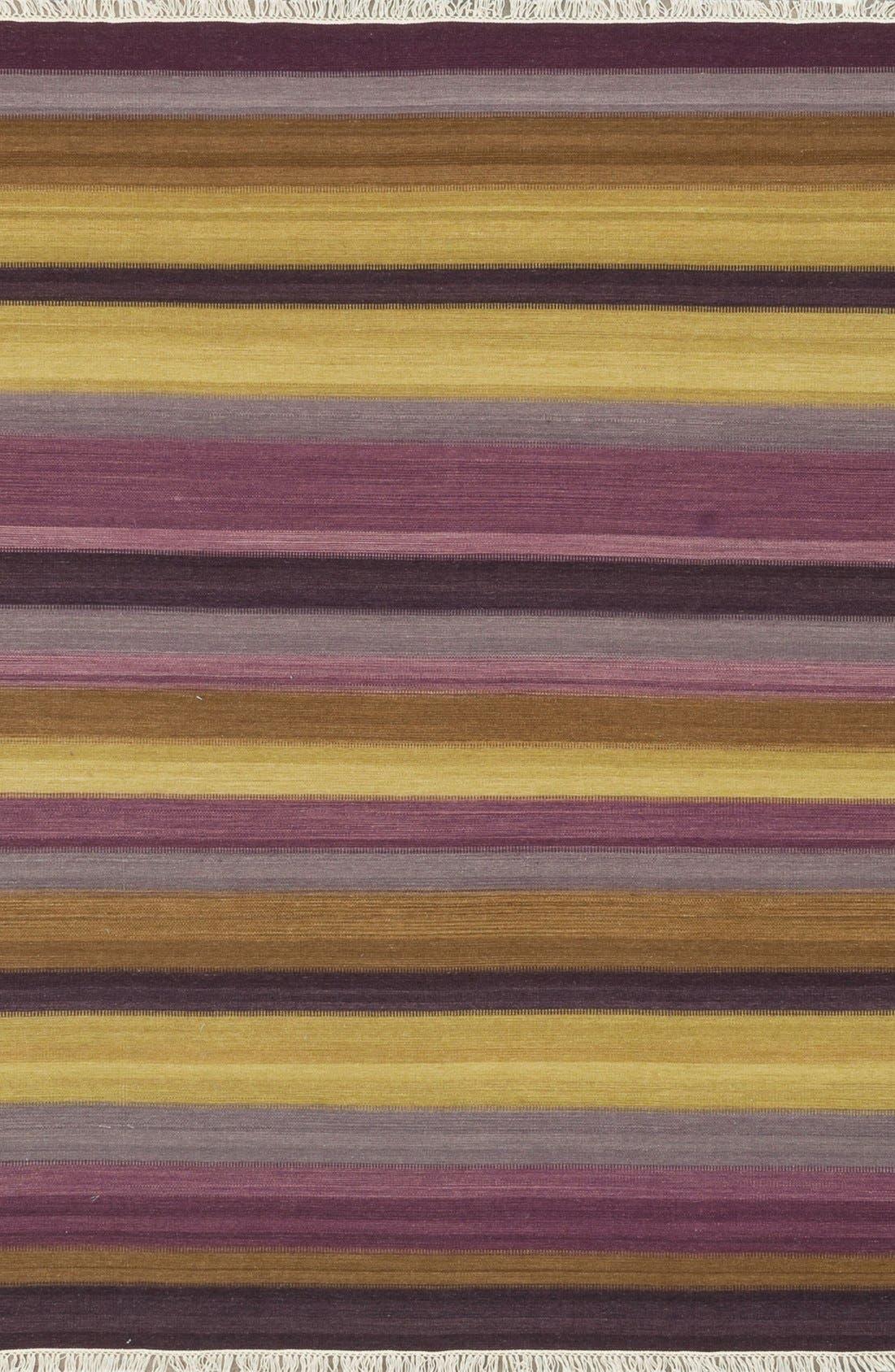 Main Image - Loloi 'Santana' Woven Wool Rug