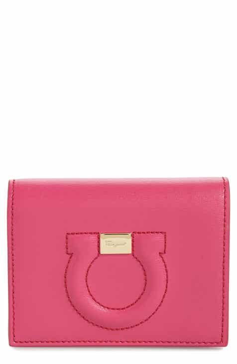 81d7c01d236e Salvatore Ferragamo City Quilted Gancio Leather Wallet