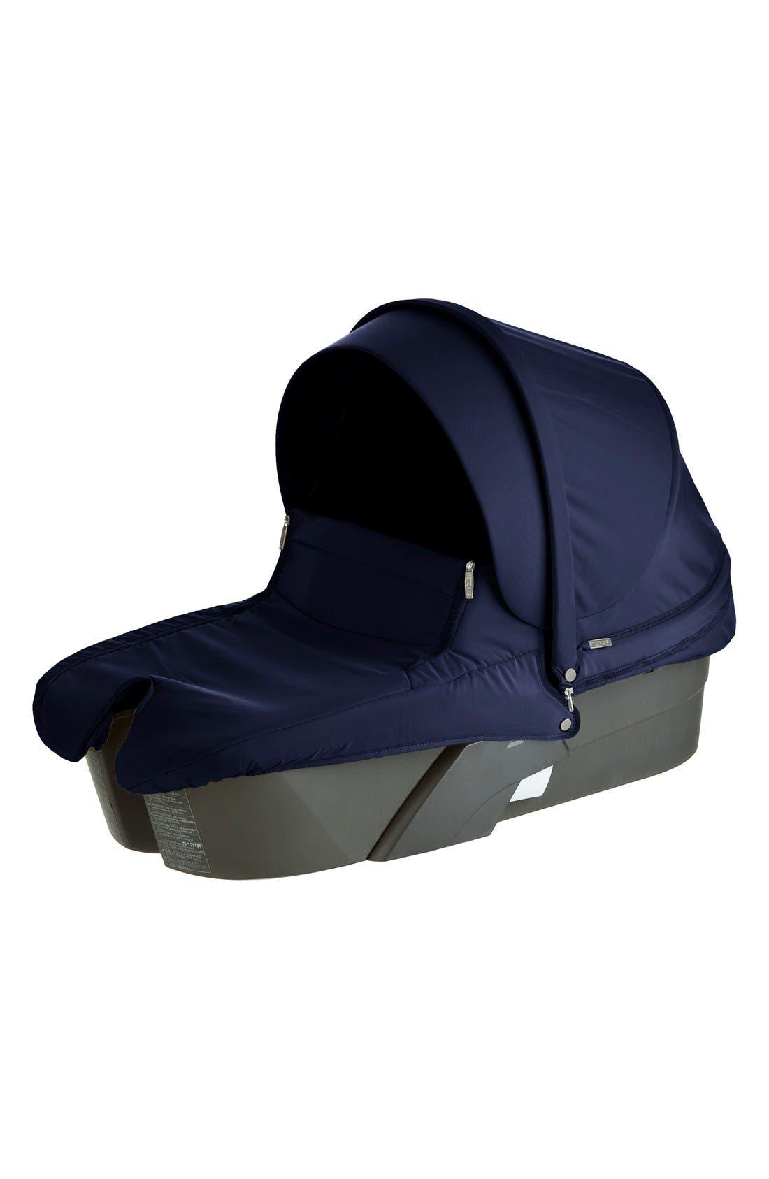 'Xplory<sup>®</sup>' Stroller Carry Cot,                         Main,                         color, Deep Blue