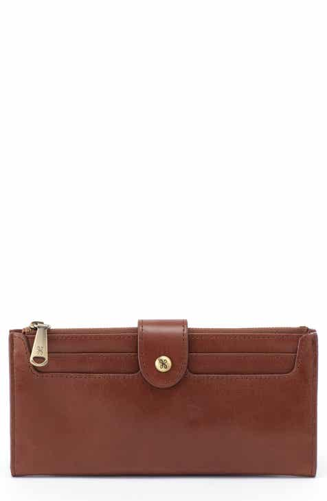 815cc6e72b3e Hobo Dunn Leather Continental Wallet