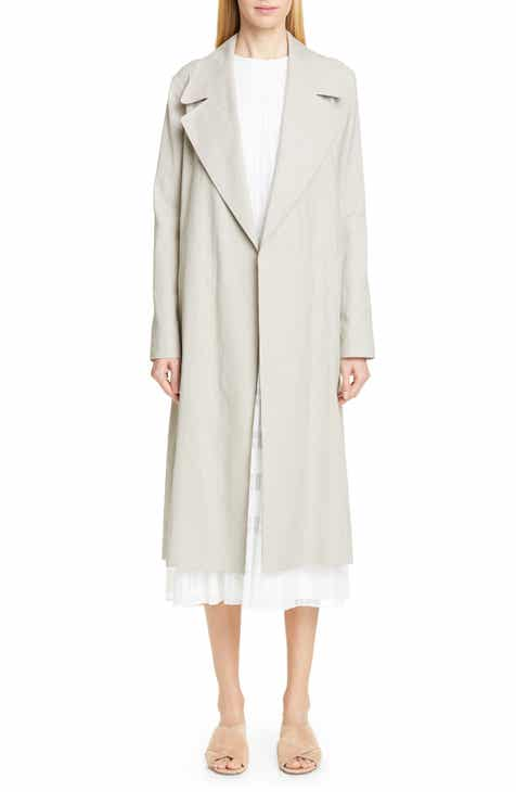 Lafayette 148 New York Zelida Trench Coat by LAFAYETTE 148