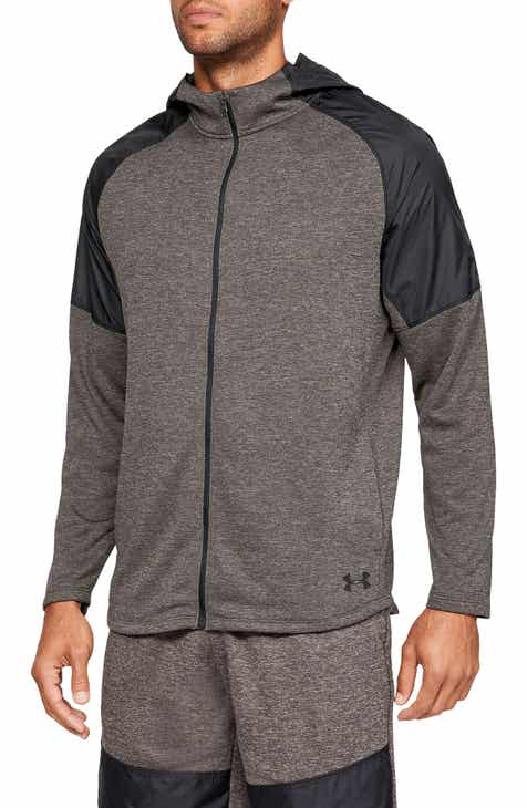 9dd1e5f7ae01af Under Armour MK1 Full Zip Terry Hoodie