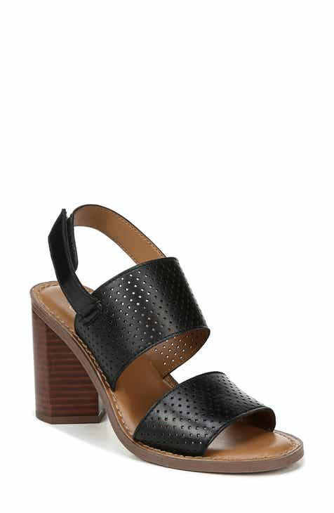 fd7e42c7a7a Franco Sarto Devine Perforated Slingback Sandal (Women)