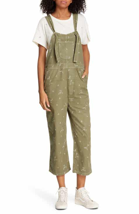 THE GREAT. Easy Overalls by THE GREAT