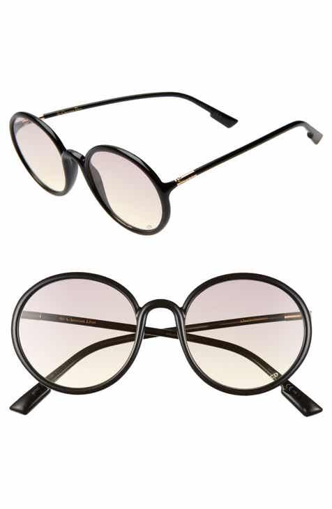 Dior Stellair2S 52mm Round Sunglasses 11d7134a9d3c