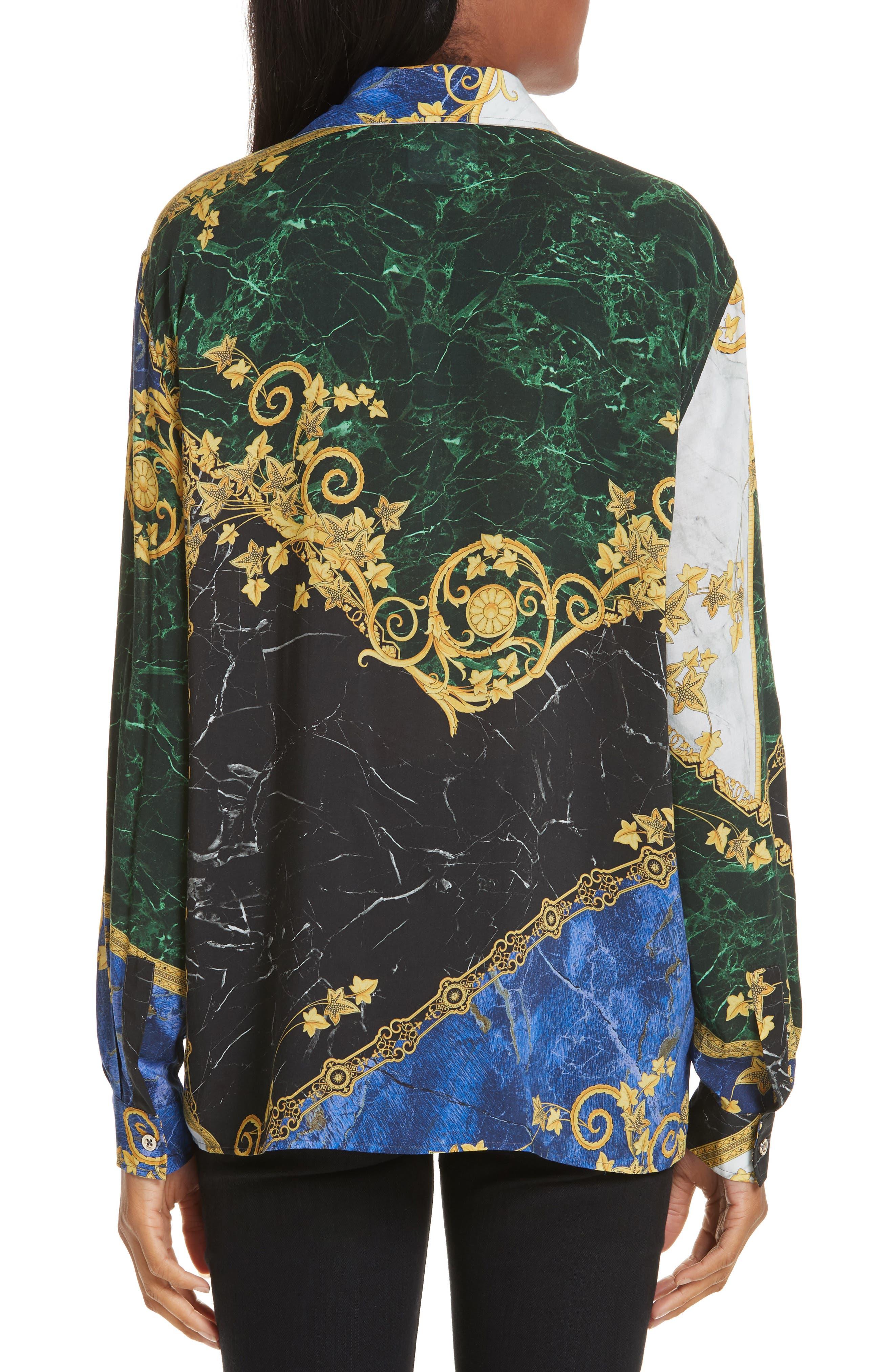 49ffca6ef990c Women s Versace Collection Tops
