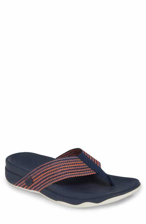 fccaa6ab7cf0 FitFlop Surfer FreshWeave Flip Flop (Men).  60.00. Product Image. MIDNIGHT  NAVY