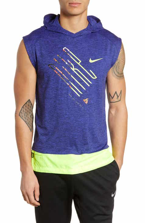 e16668a92e16f Nike Element Sleeveless Performance Hoodie