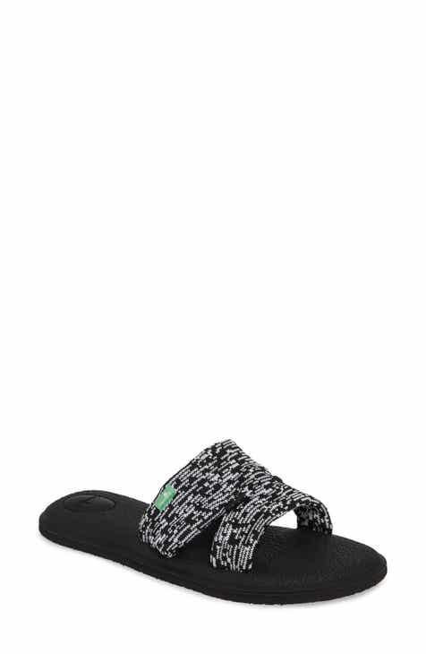 cb5fb6b98d4 Sanuk Yoga Mat Capri Slide Sandal (Women)