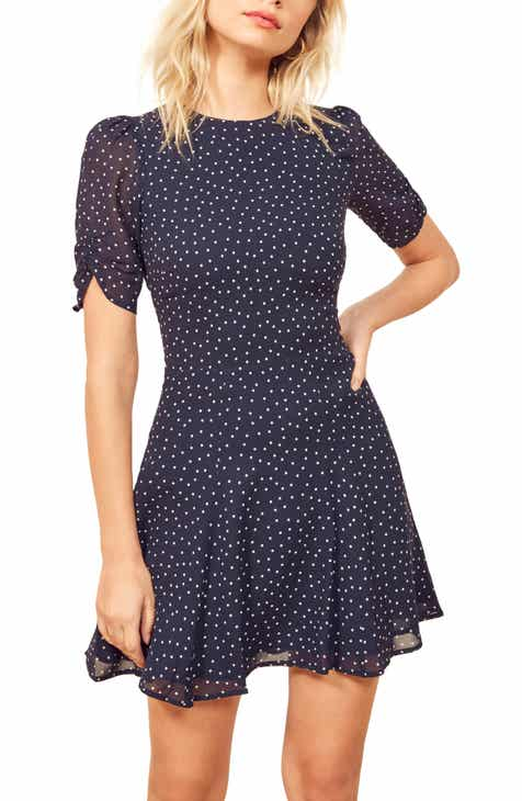 Reformation Emmie Floral Dress by REFORMATION