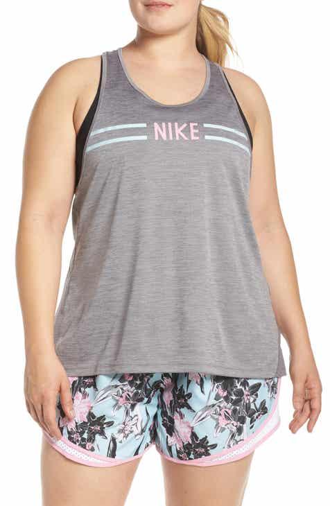 c2491227b5 Nike Dry Miler Running Tank (Plus Size)