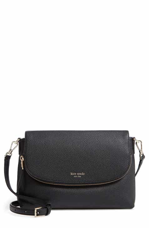 e89ee4c877d kate spade new york large polly leather crossbody bag