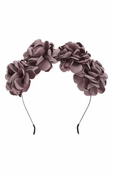 Mani?re Rose Petal Headband (Girls)