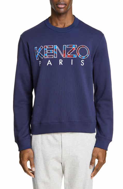 7bc6bd566a6f KENZO Logo Sweatshirt