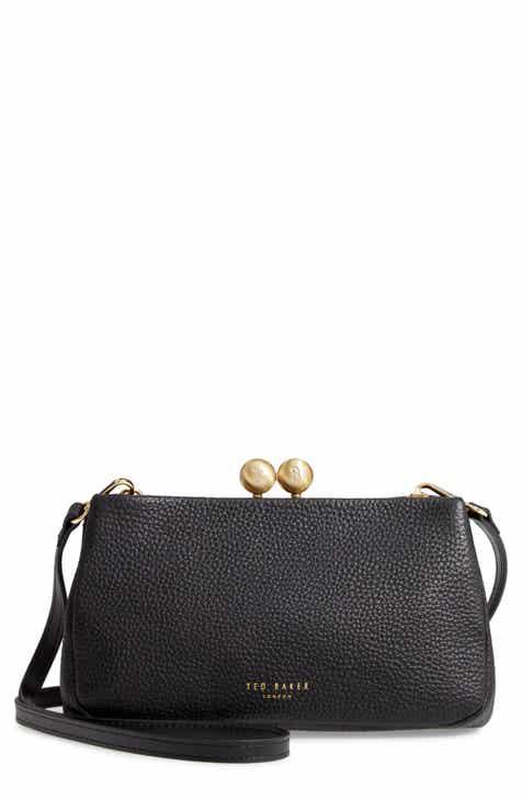 42f8200ededf69 Ted Baker London Chrina Leather Crossbody Bag