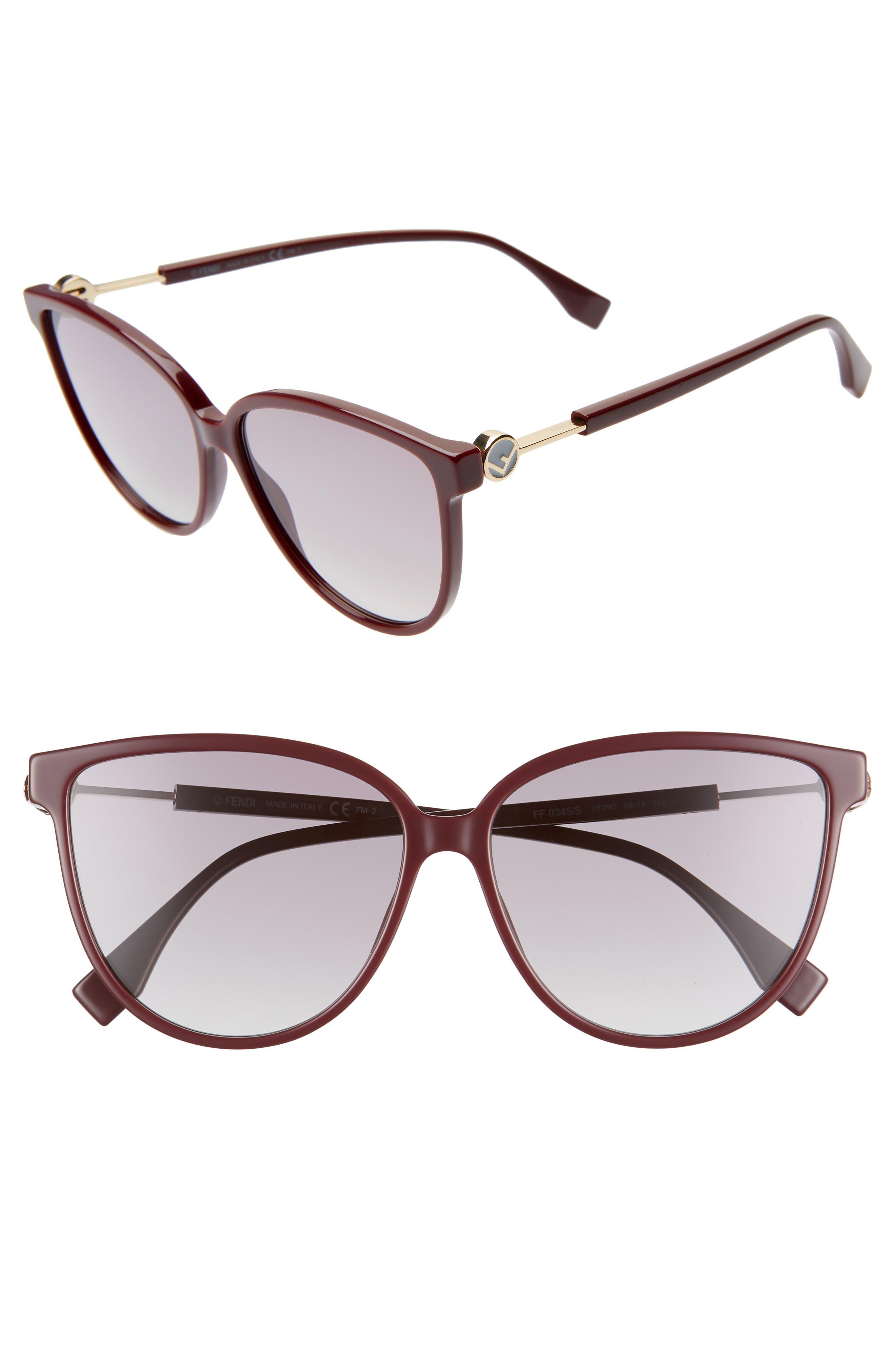 46fb3b6bba7 Cat-Eye Fendi Sunglasses for Women