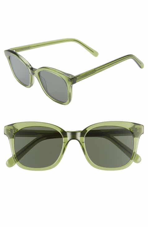 9e9d88a0b2f Madewell Venice 49mm Flat Frame Sunglasses