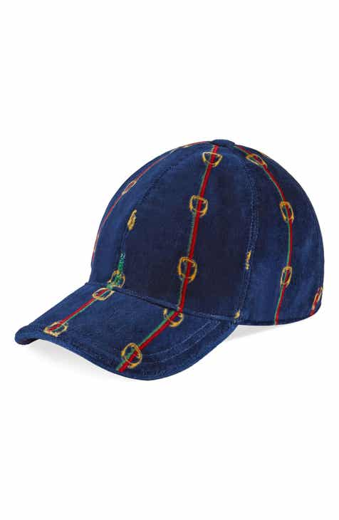 Gucci Horsebit Chenille Cap 3094b2b16d1