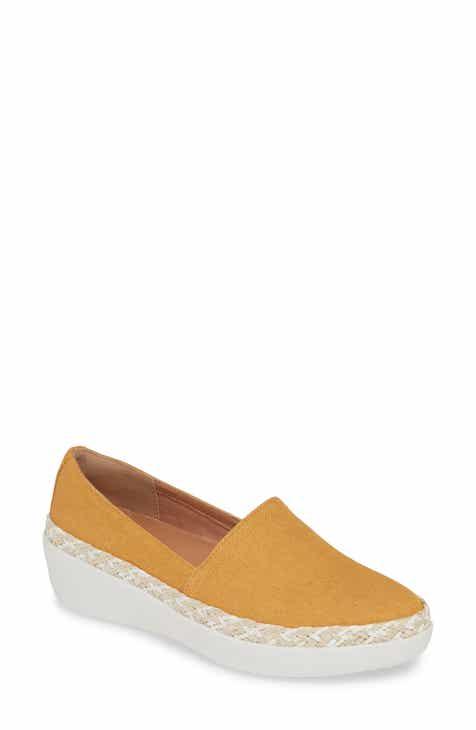 83e4748bf FitFlop Casa Sneaker Espadrille (Women)