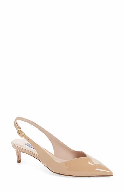 52287d134e77d Stuart Weitzman Edith Women39s Shoes Followme Red Patent in