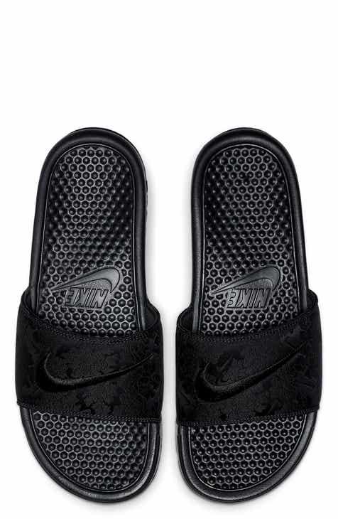 73afc6856a83 Nike Benassi JDI Textile SE Slide Sandal (Women)