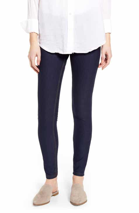 AG 'The Legging' Ankle Jeans (7 Year Break with Raw Hem) by AG