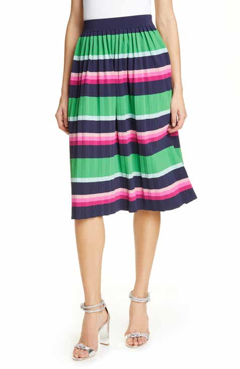 Ted Baker London Aliccio Supernatural Stripe Knit Skirt by TED BAKER LONDON