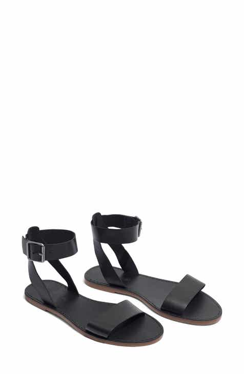 e1a5b293c Madewell The Boardwalk Ankle Strap Sandal (Women)