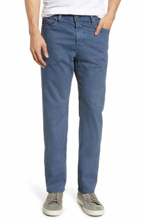 b9fcb6063f8 AG Everett SUD Slim Straight Fit Pants