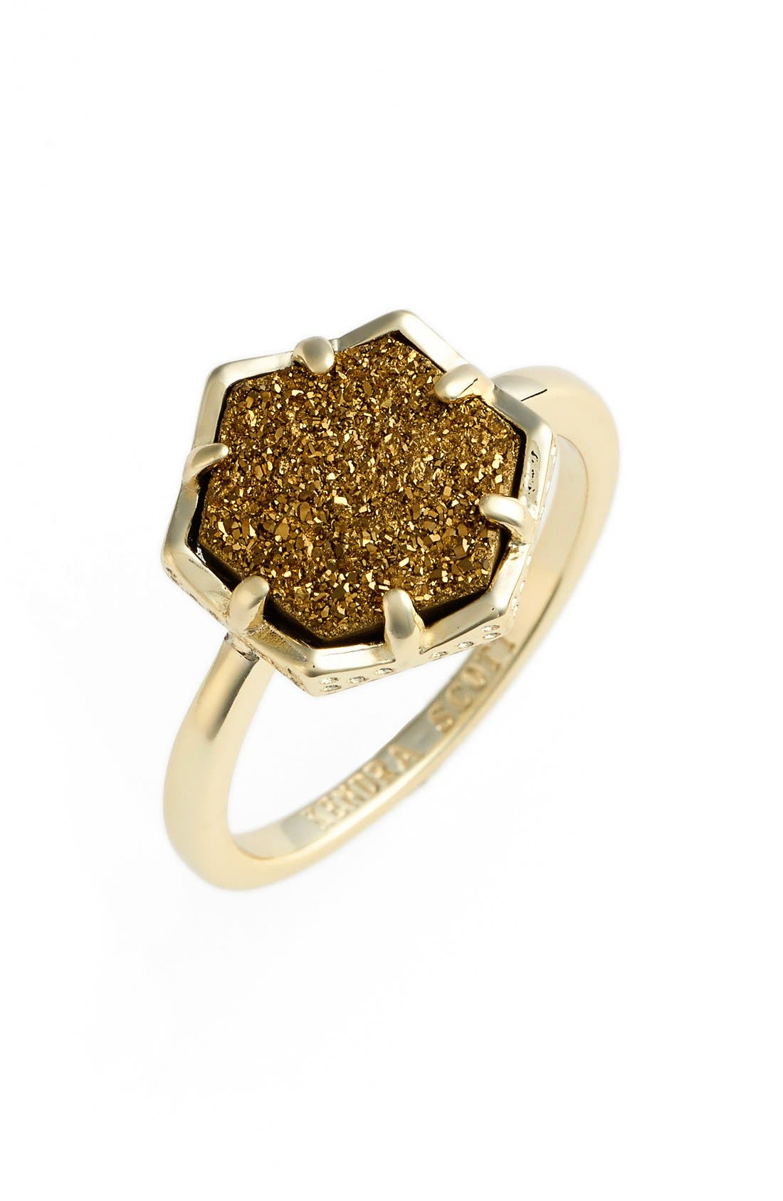 Main Image - Kendra Scott 'Kylie' Drusy Ring