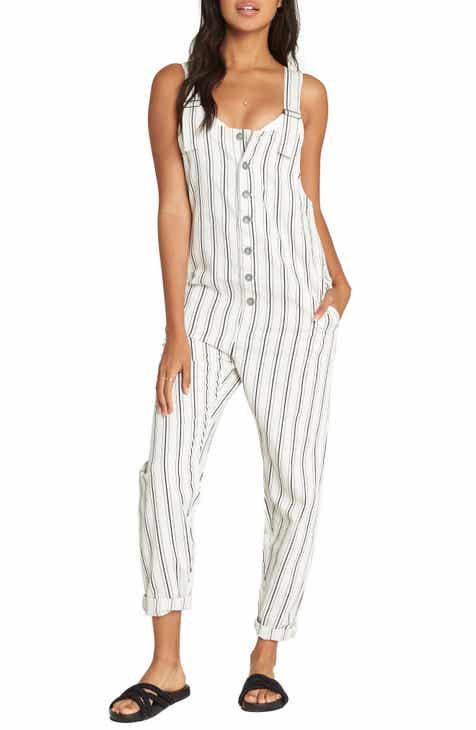 Billabong Sun Seeker Stripe Jumpsuit