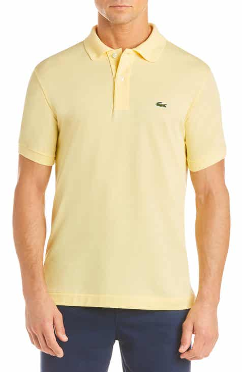 c44483171 Lacoste L1212 Regular Fit Piqué Polo