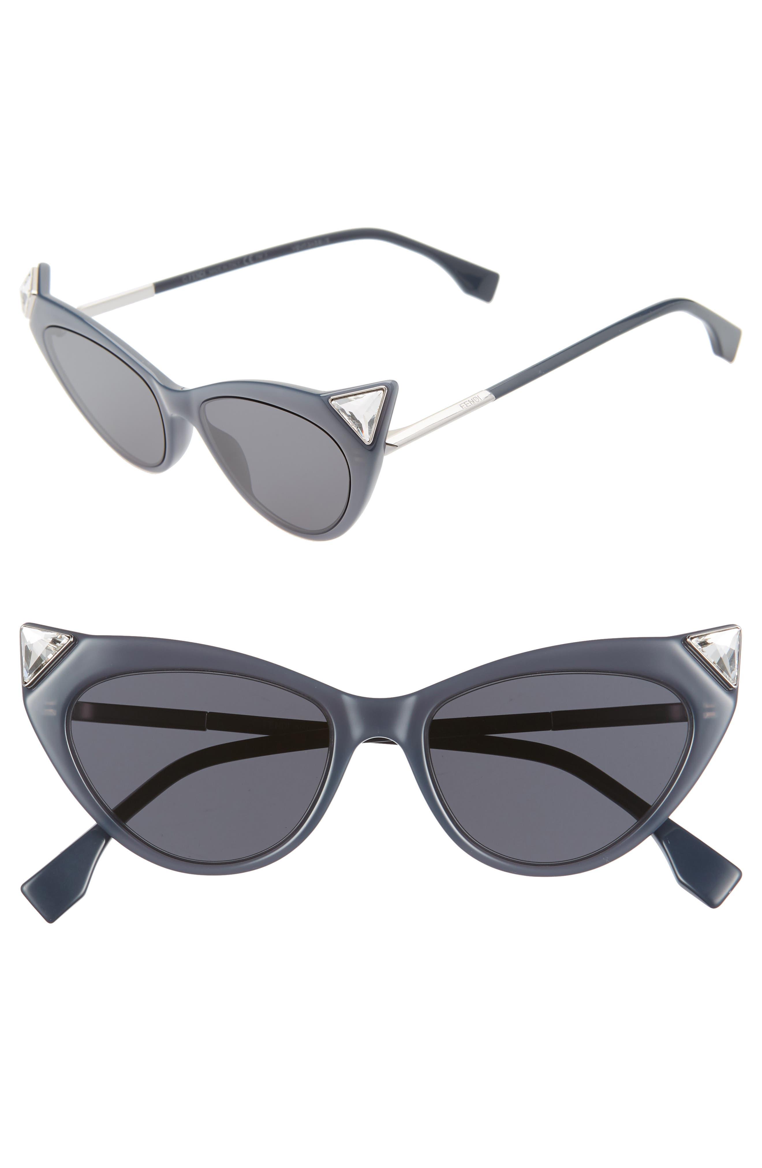 e056ca6f8b8 Women s Fendi Cat-Eye Sunglasses