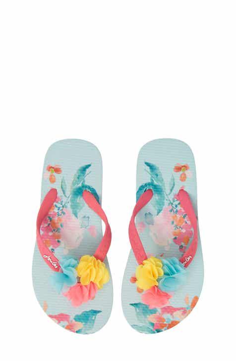 bc3dcd629 Joules Embellished Flip Flop (Toddler