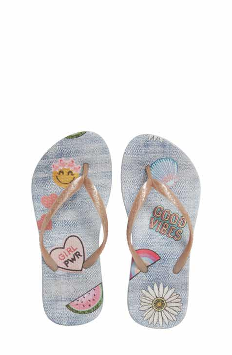 8a452d5be4e0 Reef Escape Lux Fun Flip Flop (Toddler
