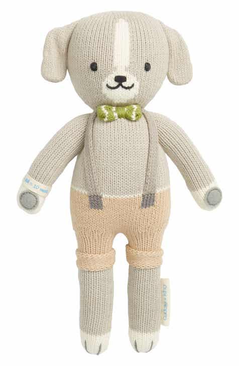 2a332dd7f4a cuddle + kind Noah the Dog Stuffed Animal