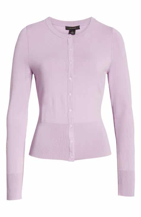 6fbd16927e Halogen® Snap Front Cardigan (Regular   Petite)